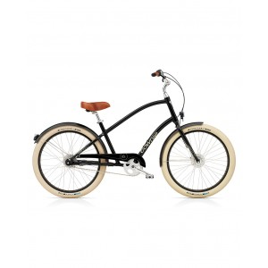 Bicicleta Electra Townie Balloon 8i EQ Men's Black
