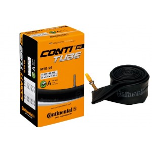 Camera Continental MTB 26 Tube valva Auto 40 mm
