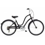 Bicicleta Electra Townie Original 7D Black Men